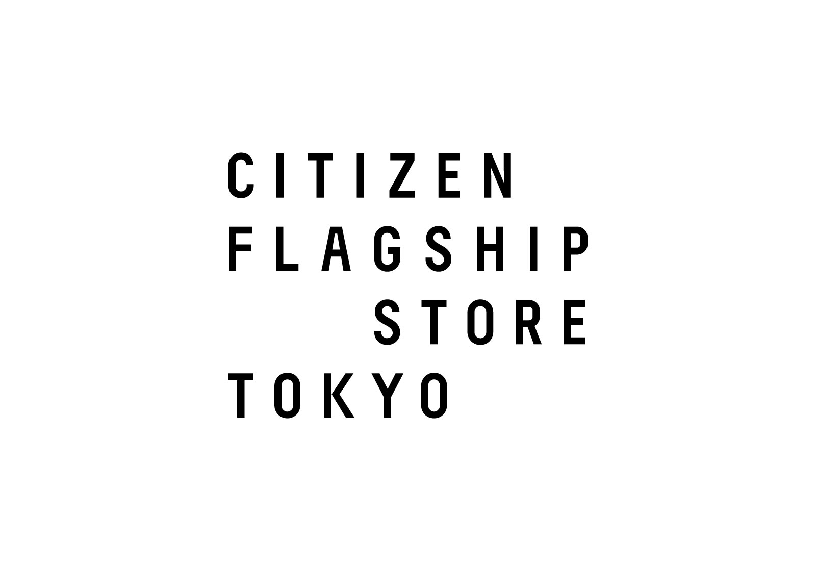 CITIZEN FLAGSHIP STORE TOKYO